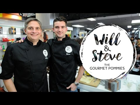 Will & Steve The Gourmet Pommies