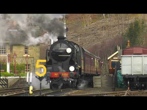NYMR Spring Event - Guest Loco: SR West Country Class No. 34092 'City Of Wells'