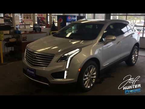 Cadillac XT5 Platinum AWD, REVIEW