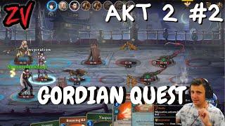 ТЕСТИМ НОВЫЕ ВОЗМОЖНОСТИ ➤ прохождение Gordian Quest Акт 2 часть 2