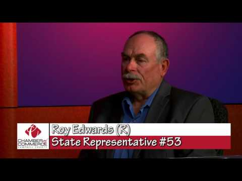 Representative Roy Edwards - Wyoming House District 53