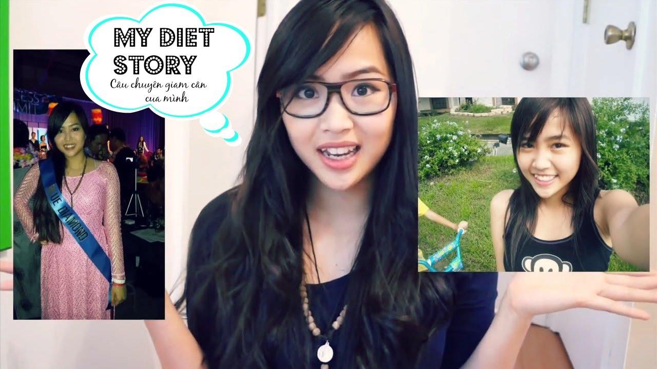 My Diet Story | Câu chuyện giảm cân của mình
