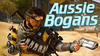 Getting Aussie Bogans their First Apex Win!
