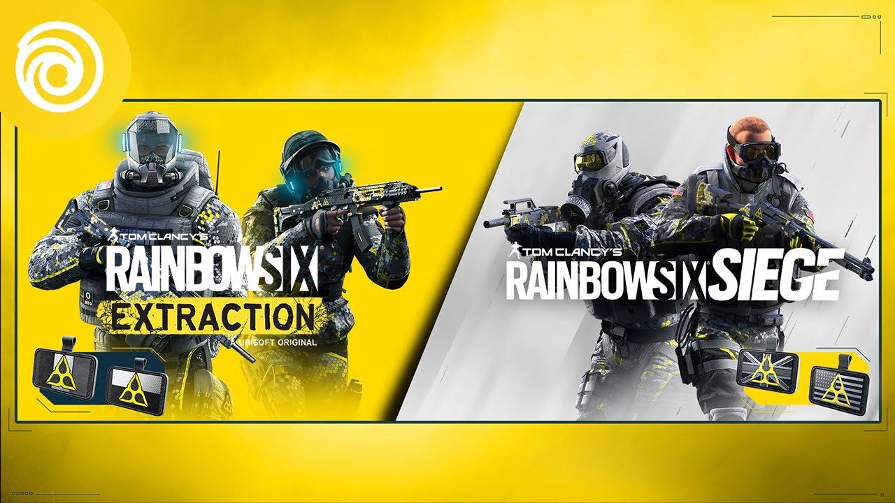 Rainbow Six Extraction: Cross-Play, Siege Boni & mehr    Ubisoft
