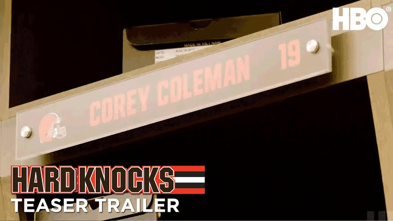 'Goodbye to Corey Coleman' Ep. 2 Teaser | Hard Knocks: Training Camp w/ the Cleveland Browns | HBO