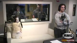 RMG-TV Highlight: Jeffrey Talk to Paper Mâché Jeffrey