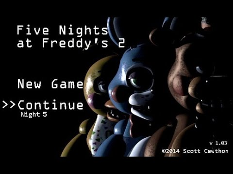 Five nights at freddy s 2 ios android gameplay trailer hd youtube