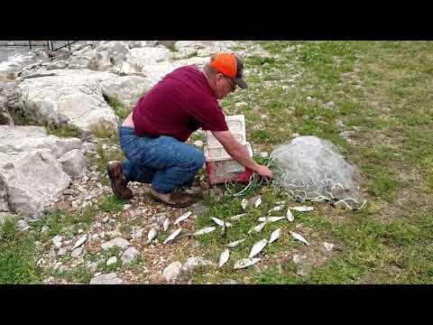 Fishing The Open Dam A Truman Dam Warsaw MO.