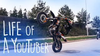 Life Of A YouTuber - Episode 1 -