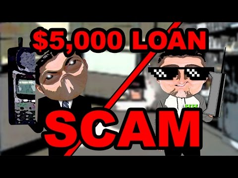 Slowly Ruining A Loan Scammer's Day - The Hoax Hotel