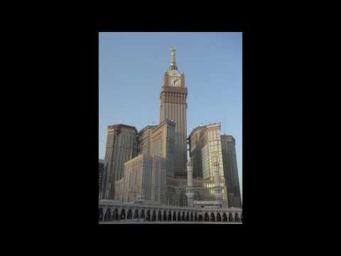 The 5 Tallest Skyscrapers in The World