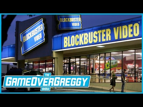 Remembering Blockbuster Video - The GameOverGreggy Show Ep. 181 (Pt. 2)