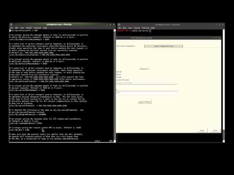 SUSE -- Setting up SLP (Service Location Protocol)