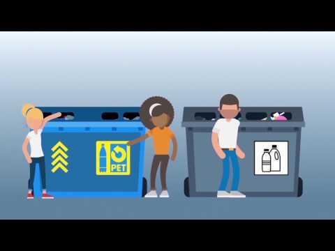 PET-Recycling: Plastik ist nicht gleich Plastik!