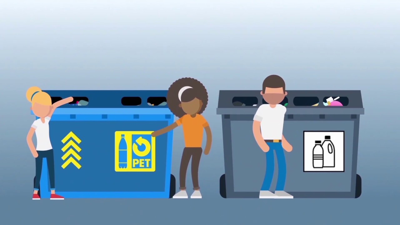 pet recycling plastik ist nicht gleich plastik youtube. Black Bedroom Furniture Sets. Home Design Ideas