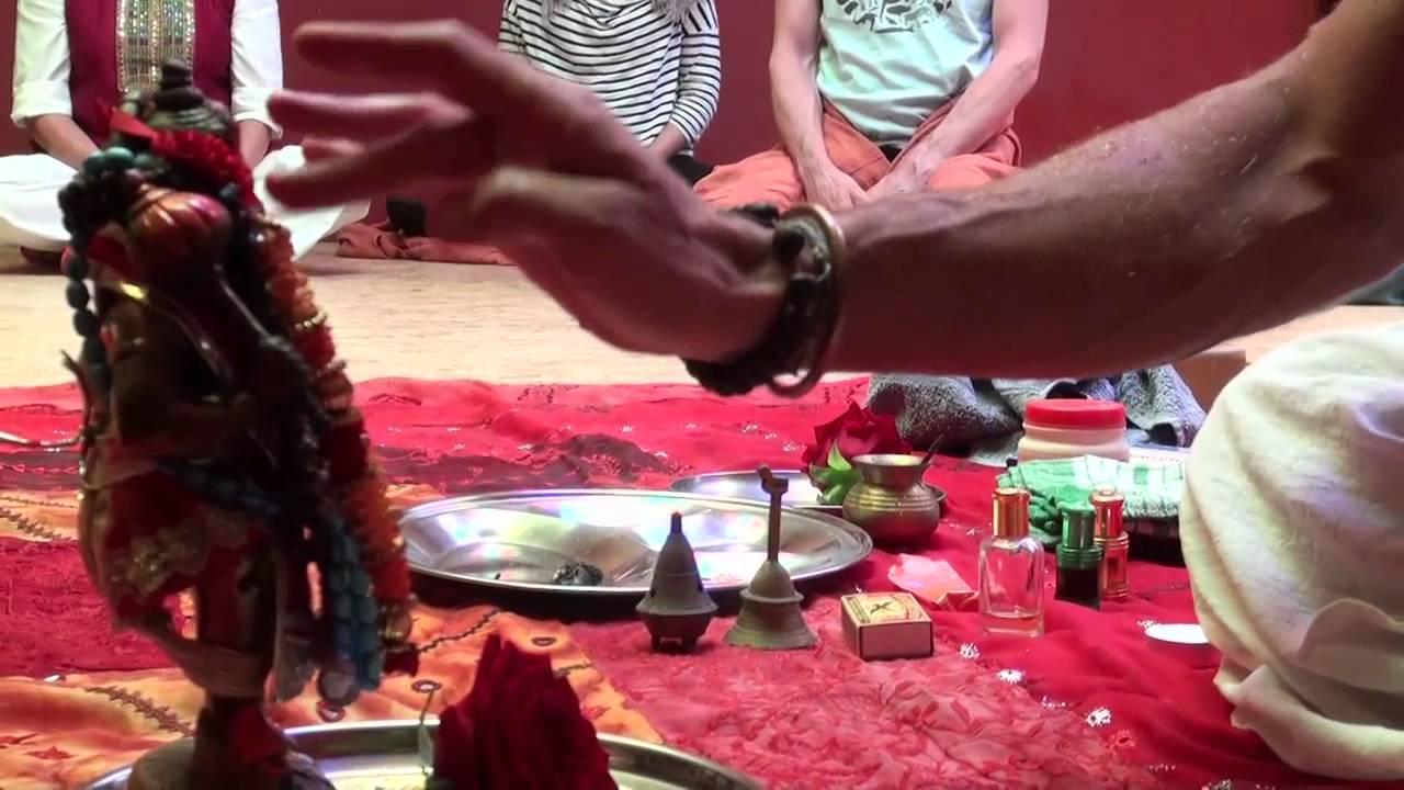 Hanuman Puja