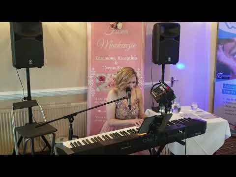 Wedding mix - Fiona Mackenzie Ceremony, reception and events singer Scotland