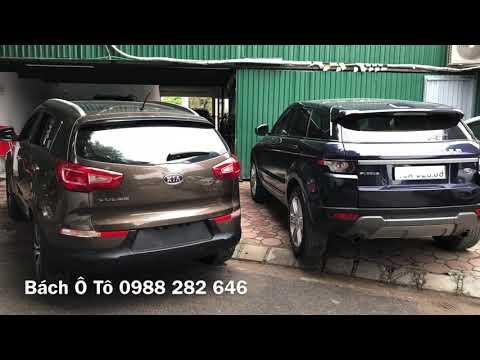 (XE ĐÃ BÁN) Kia Sportage nhập khẩu SUV cỡ nhỏ giá rẻ | Bách Ô Tô 0988 282 646