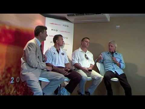 """Ponting Is Crap"" - Jeff Thomson - Ladbrokes Pre-Ashes Launch"