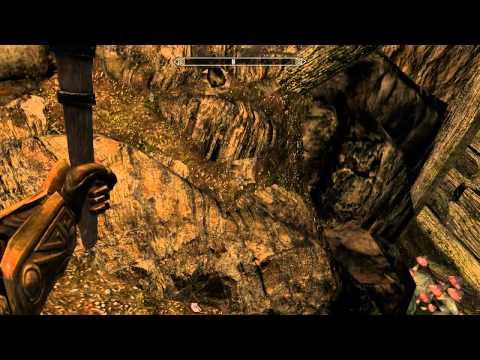Skyrim: Easy Iron Ore
