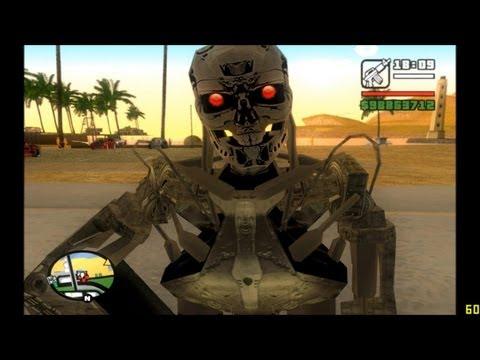 GTA SA EVOLUTION DOWNLOAD SKIN TERMINATOR FULL HD 1080p