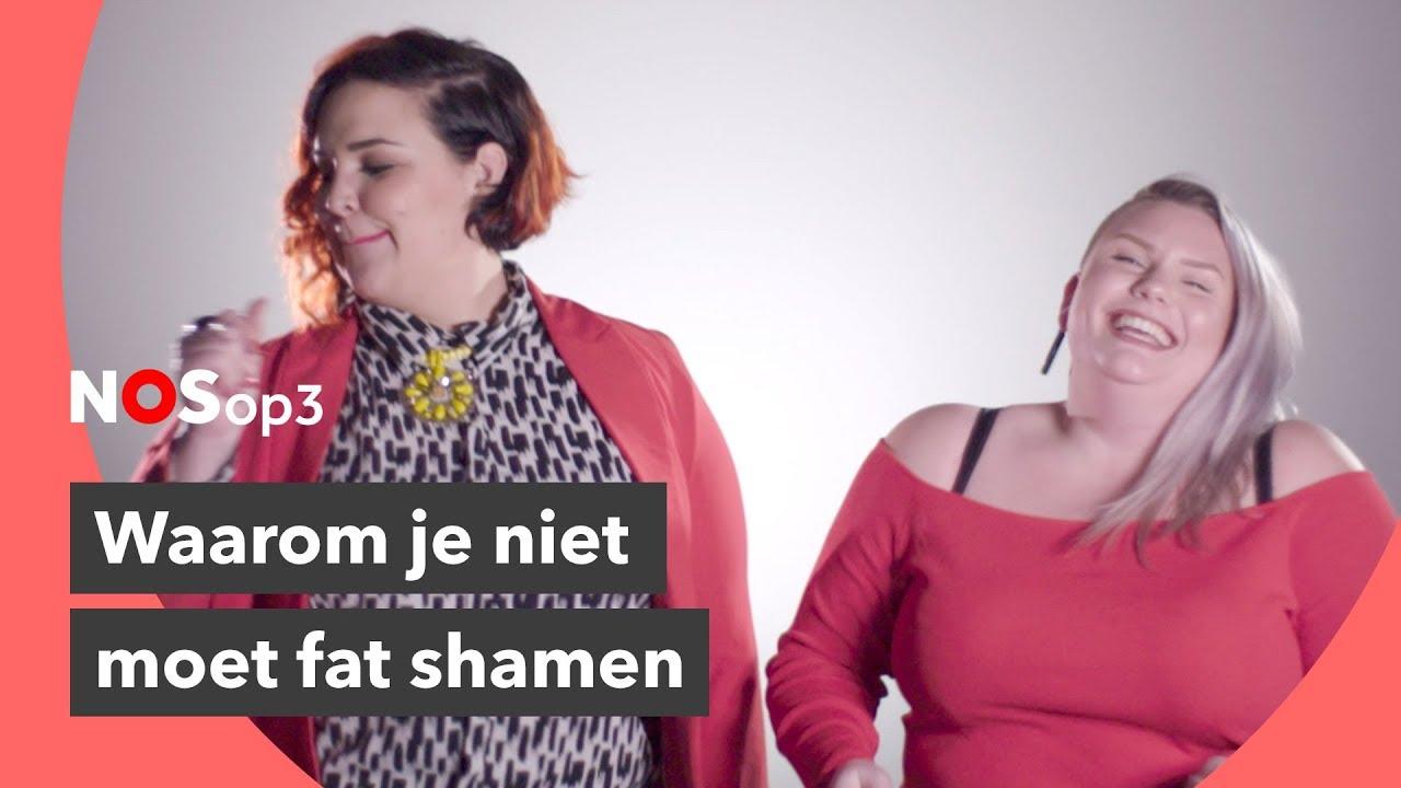 Deze Dikke Vrouwen Willen Je Wat Zeggen Nos Op 3 Youtube