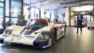 Inside Porsche's Garage: From Sports Cars to SUVs