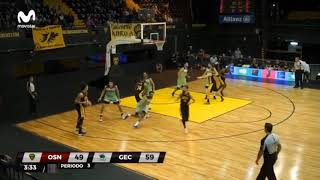 Highlights - Obras 91-96 Gimnasia (12/5/2019)