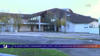 Yvelines | Au collège du Bois d'Aulne, les élèves sont rentrés