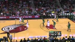 Boston Celtics vs Portland Trail Blazers - February 24, 2013