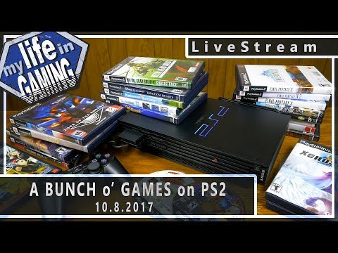 A Bunch o' Games on PS2 10.8.2017 :: LiveStream - A Bunch o' Games on PS2 10.8.2017 :: LiveStream