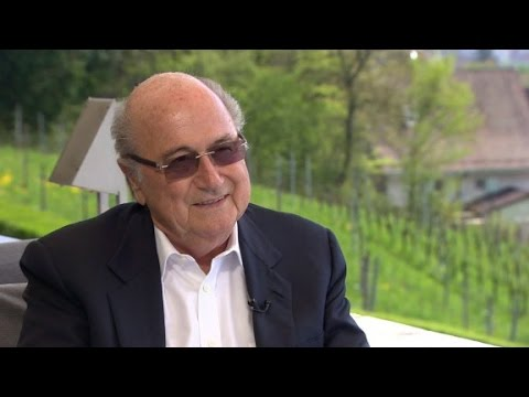Sepp Blatter: There is a 'coup d'etat against F...