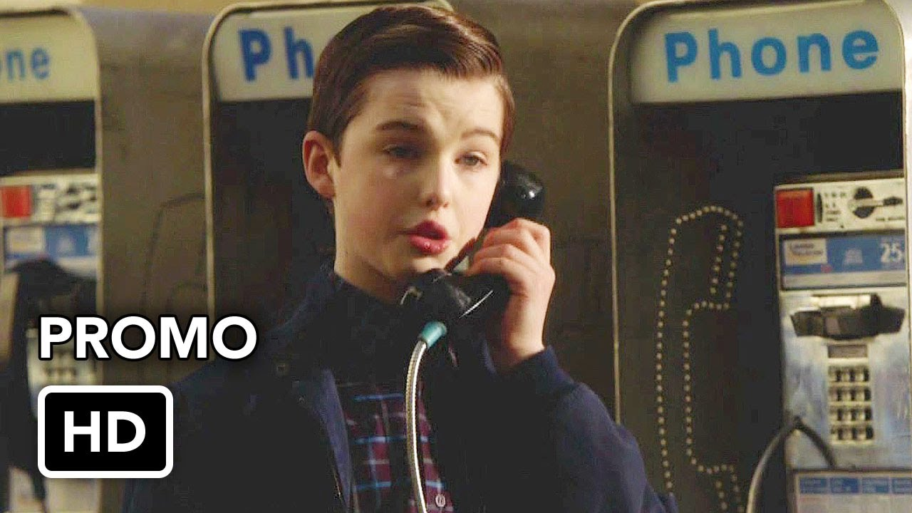 """Download Young Sheldon 4x14 Promo """"Mitch's Son and the Unconditional Approval of a Government Agency"""" (HD)"""