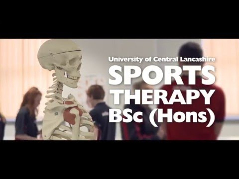 Sports Therapy BSc (Hons)