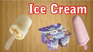 Как сделать мороженое из йогурта в домашних условиях. How to make ice cream yogurt.(, 2015-08-04T19:57:16.000Z)