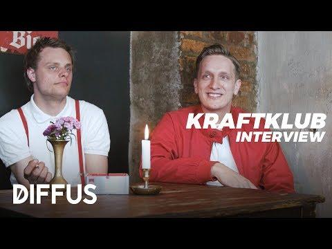 Kraftklub - Das Interview zu