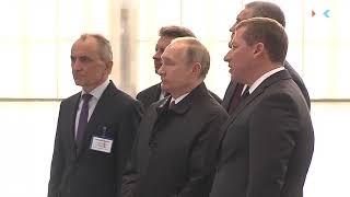 Владимир Путин посетил Крым и Севастополь. Как это было