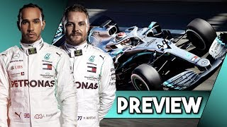 Will Mercedes Be Champions AGAIN? - F1 2019 Season Preview