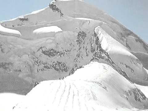 Alan on Mt. Allanin - 3500 meters.AVI