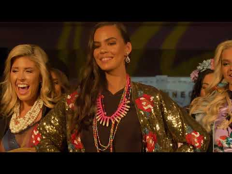 MISS WORLD AUSTRALIA 2018 - OZWEAR UGG RUNWAY SHOW