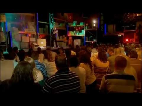 Jason Byrne - Out of the Box (Live in Dublin)