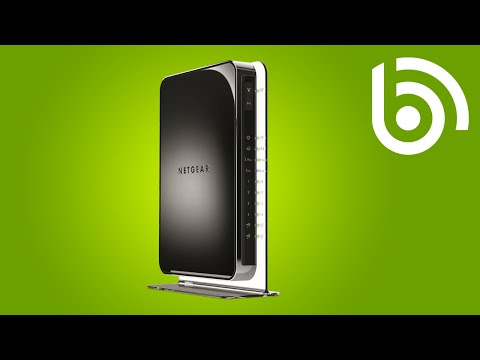 How to install a NETGEAR WiFi N Router - YouTube