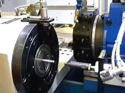 Einstechmaschine