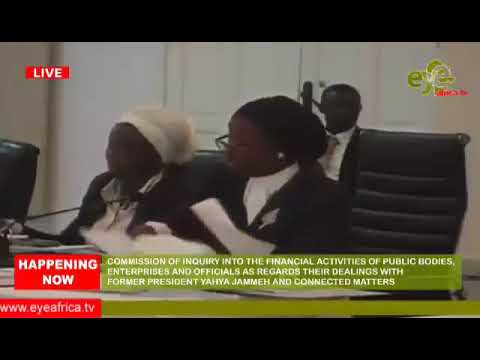Full Coverage Of The 32ND Sitting Of The Commission Of Enquiry