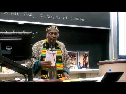 African spirituality(1) Leonard Jeffries