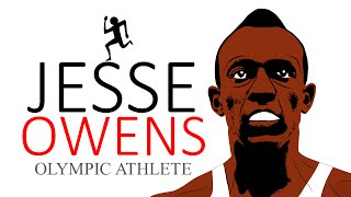 Jesse Owens for Kids! Here's an educational cartoon on Jesse Owens (Black History Month) thumbnail