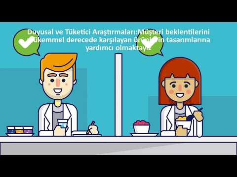 Our solutions to ensure Food Safety & Quality  - Turkish subtitles