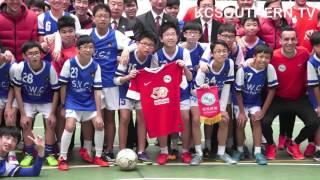 陳白沙紀念中學採訪活動