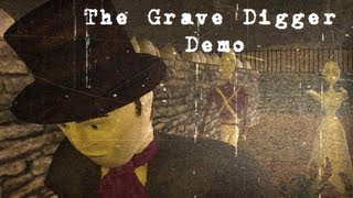 The Grave Digger | Indie Game | Demo