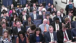 9/23/16: White House Press Briefing